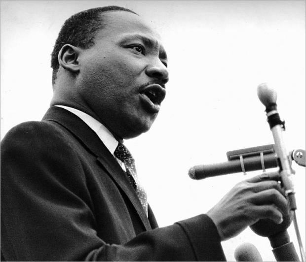 Wer ist Martin Luther King?