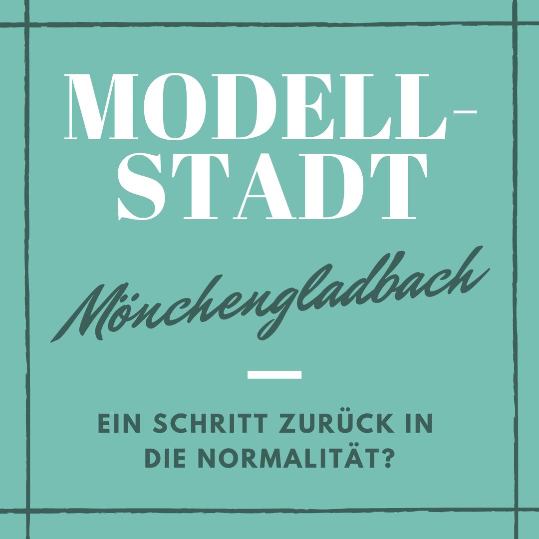 Modellstadt Mönchengladbach